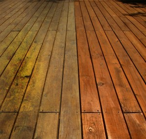 Signs you need expert deck refinishing