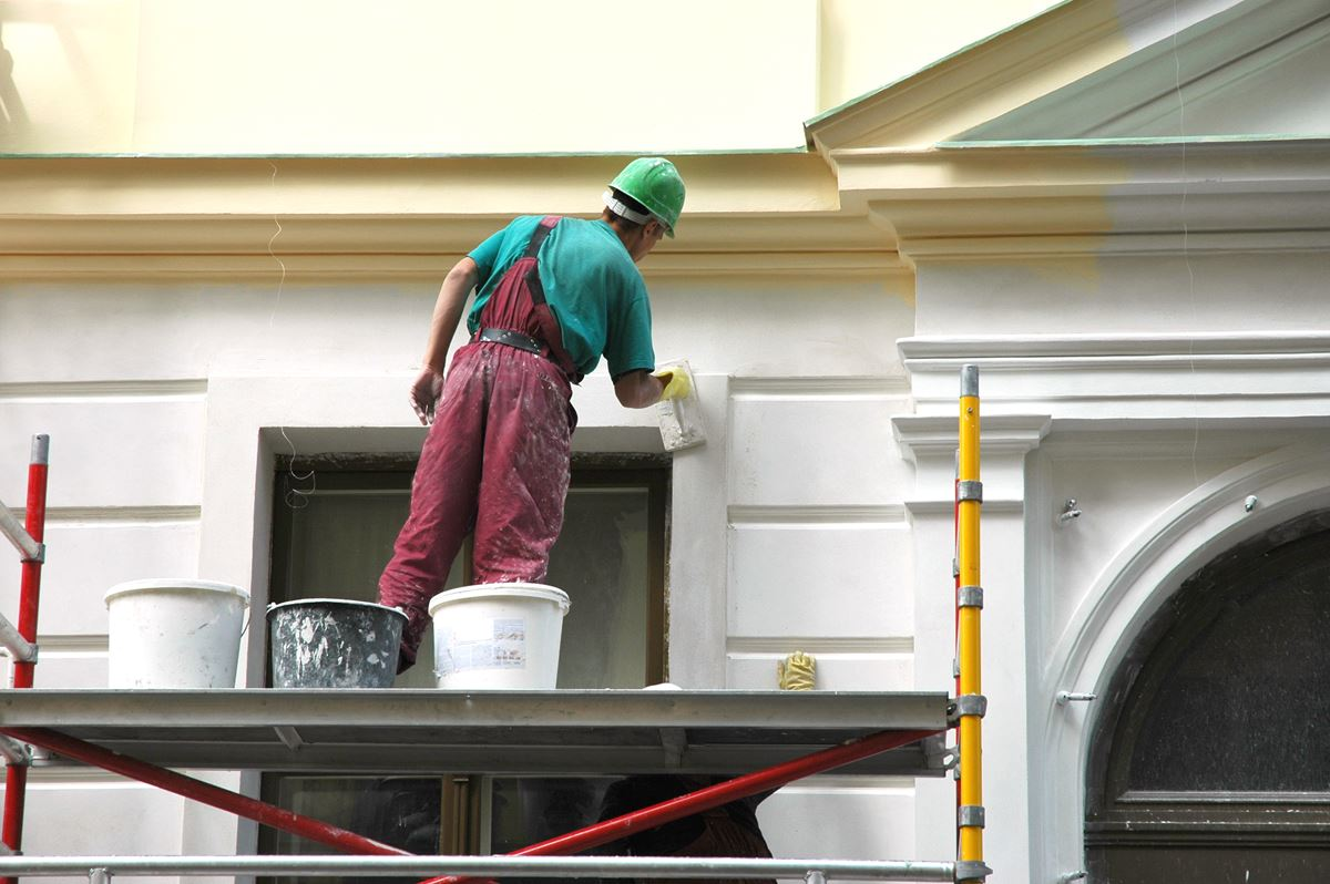 Exterior Painting company